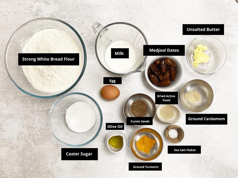 Komaj Ingredients